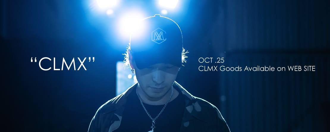 CLMX Goods Available on WEB SITE